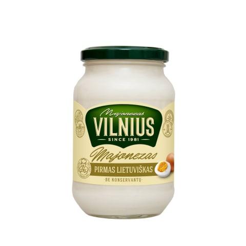 Majonezas VILNIUS Pirmas lietuviškas, 475ml