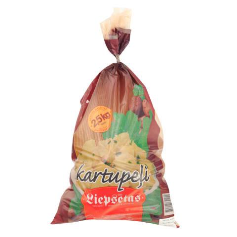 Kartupeļi Liepsētas sarkani 2,5kg