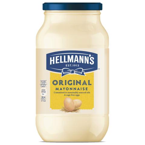 Majonezas HELLMANNS ORIGINAL, 880 ml