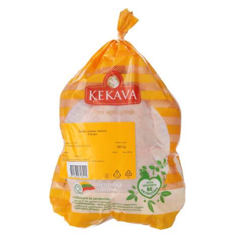 KEKAVOS viščiukas broileris užaug.be ant.,1kg