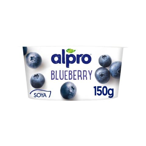 Sojas bāzes produkts Alpro melleņu 150g