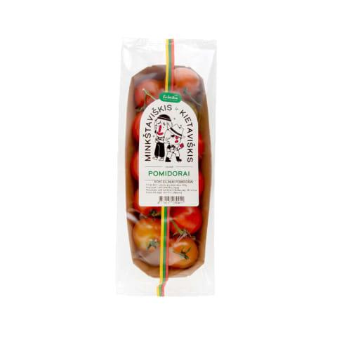 Lietuviški kokteiliniai pomidorai, 1kl.,300g