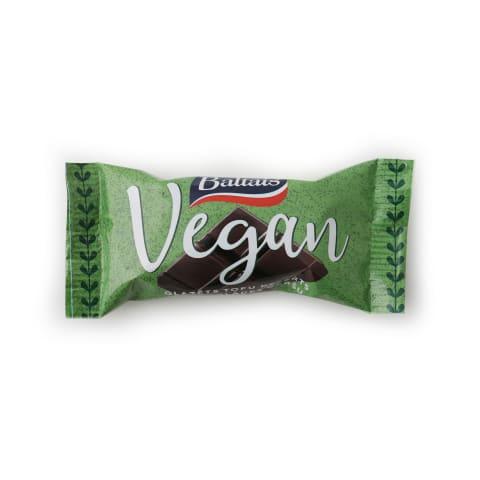 Tofu deserts Baltais Vegan ar šokol. gar. 40g