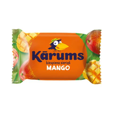 Biezpiena sieriņš Kārums mango 45g