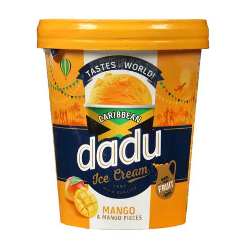 Sald. Dadu mango sorberts 400ml/345g