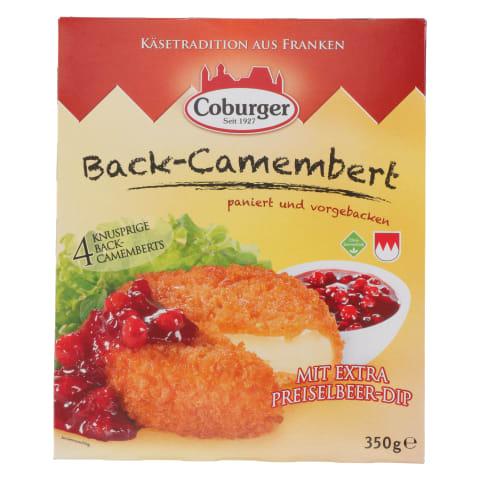 Juust Camembert jõhvikakastmega 350g