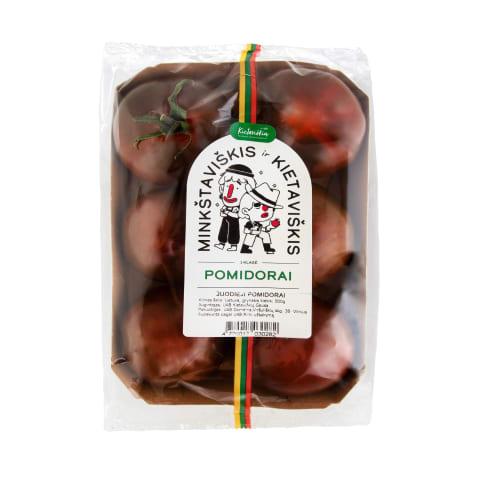Liet. juodieji pomidorai (fas), 1kl., 500 g