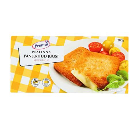 Pealinna paneeritud juust 200g