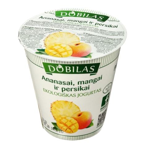 Ekol.jogurtas anan. DOBILAS, 2,5-3,5%, 300g