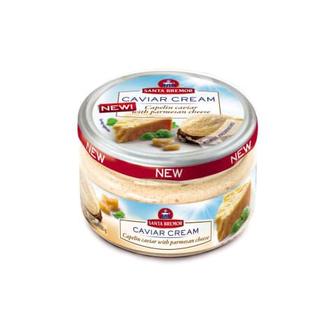 Ikru krēms Moivas ar parmezāna sieru 180g