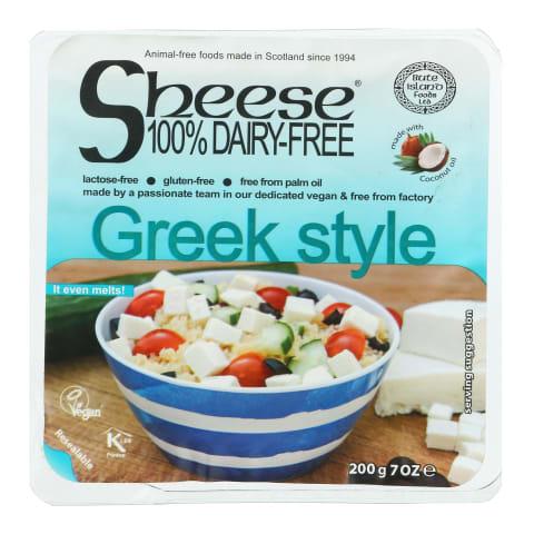 Graikiško tipo augalinio kilmės gam.sūr.,200g