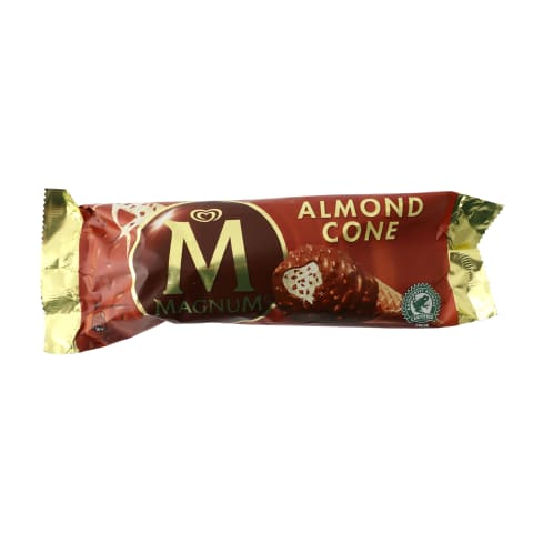 Saldējums Magnum Almond kon. 160ml/99g