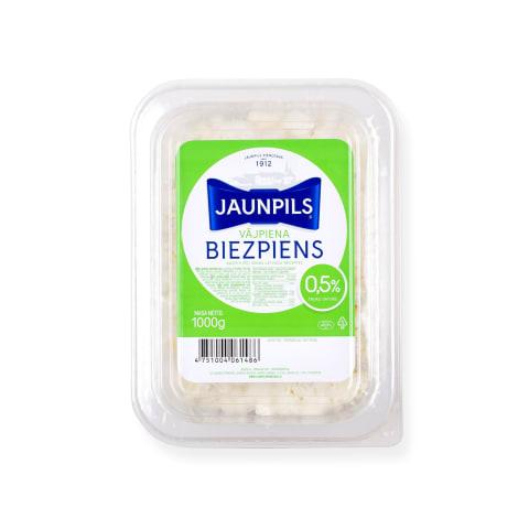 Biezpiens Jaunpils vājpiena 0.5% 1kg