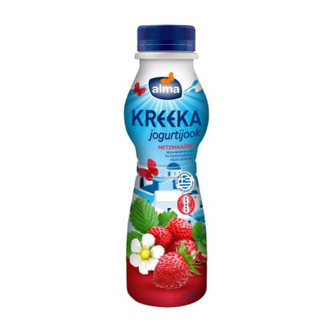 Jogurtijook kreeka metsmaasika Alma 275g