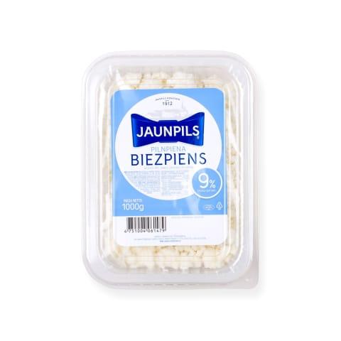 Biezpiens Jaunpils pilnpiena 9% 1kg