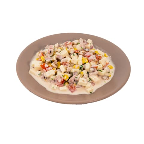 Čedaras siera salāti kg