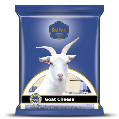 Olandiškas ožkų pieno sūris, 200 g