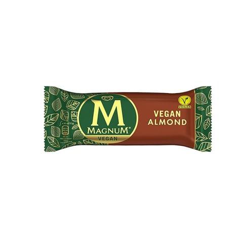 Jäätis Magnum vegan mandel 90ml/72g