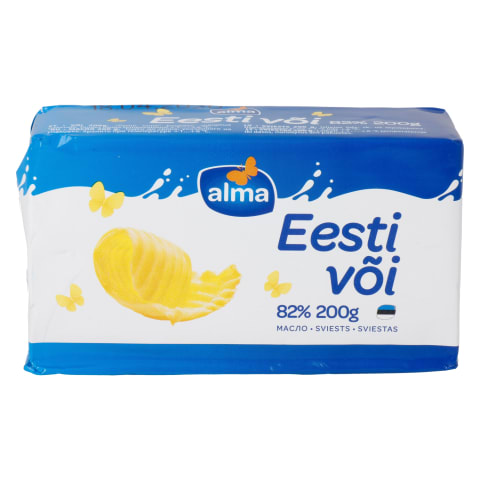 Või Eesti Alma 82% 200g