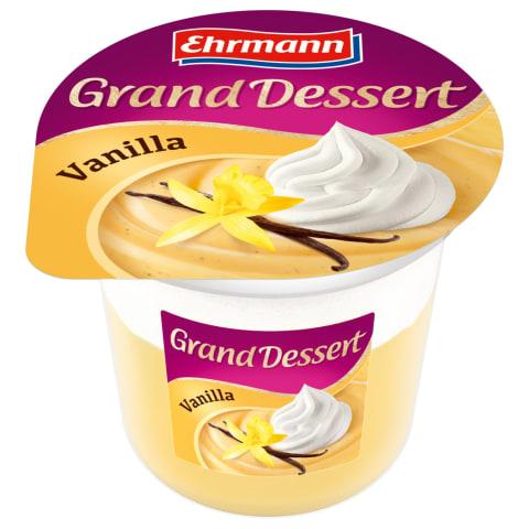 Vanilės skon. desertas su griet. EHRMANN,190g