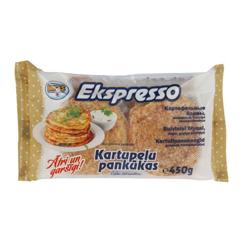 Kartupeļu pankūkas Ekspresso ceptas 450g