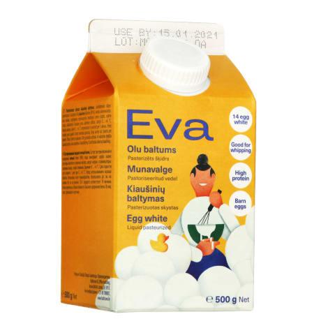 Kiaušinių baltymai EVA , 500 g