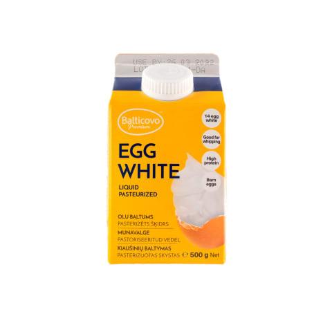 Olu baltums Eva 500g