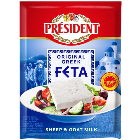 Feta PRESIDENT 22,5%, 150 g