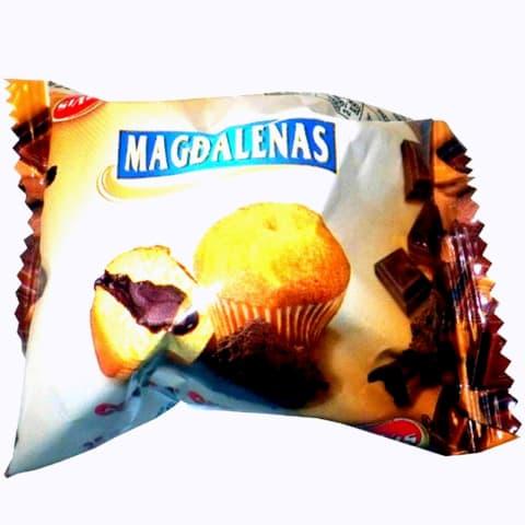 Kēksi Magdalenas ar šokolādes pild.35g