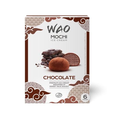 Saldējums Mochi šokolādes 6x35g 216ml/210g