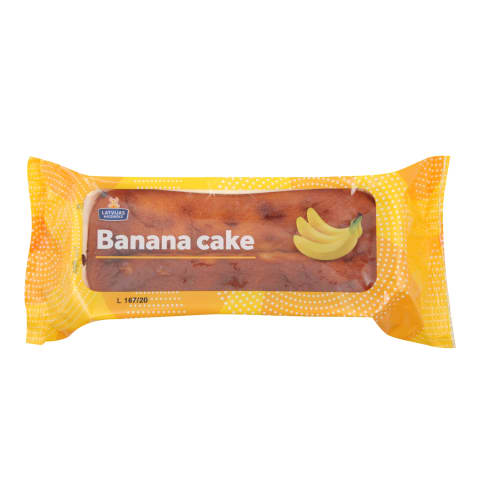 Banānu mafins bez rauga 260g