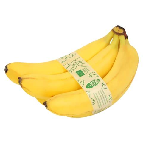 Ekologiški bananai BIO, 1 kg