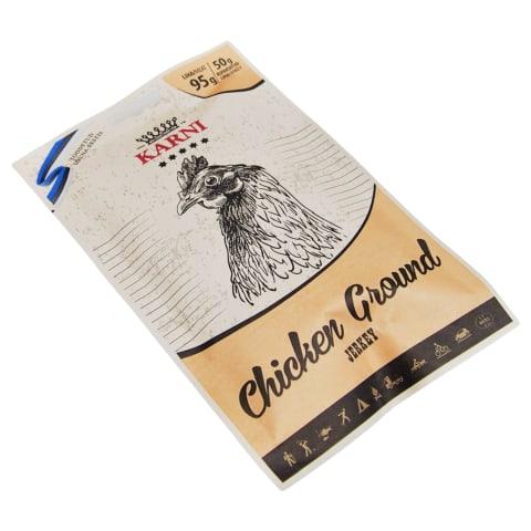 Chicken Ground Jerkey 50g