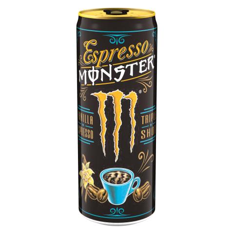 Kohvijook espresso vanilliga Monster 250ml