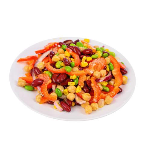 Raibie salāti kg