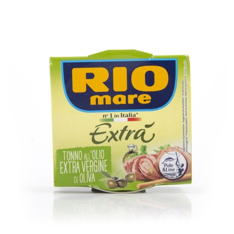 Tuncis Rio mare extra virgin olīveļ.160g/104g