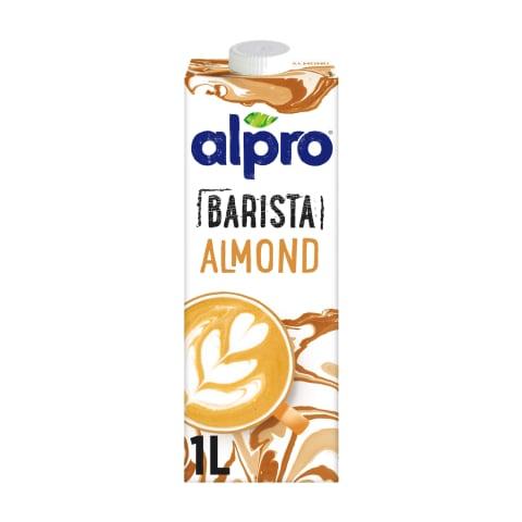 Mandeļu dzēriens Alpro Barista 1l