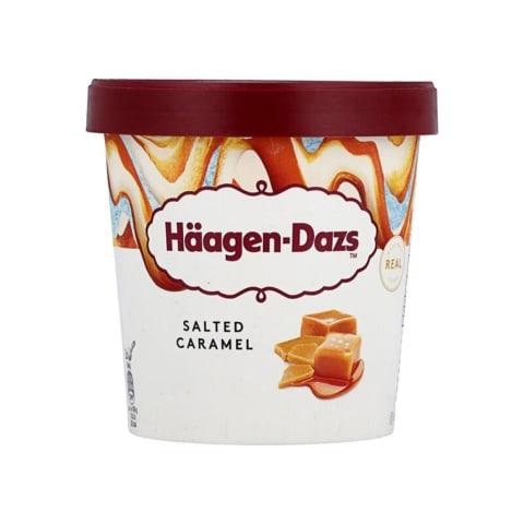 Saldēj. Haagen-Dazs sāļās karamel. 460ml/400g