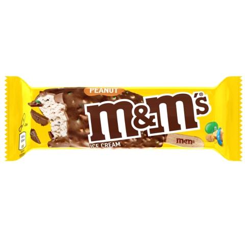 Saldējums M&M's zemesriekstu 82ml/62g