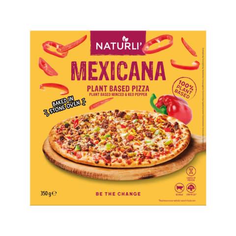 Pica vegāniem Naturli mexicana sal. 350g