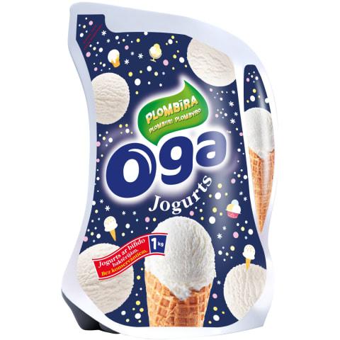 Dzeramais jogurts Oga plombīra 1kg