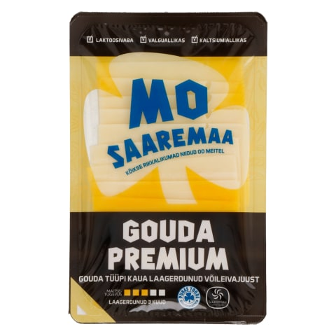Juust Gouda Premium MO Saaremaa 150g