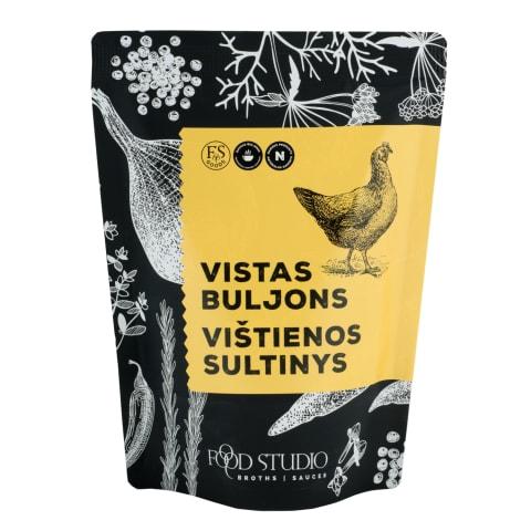Buljons vistas Foodstudio 750 ml