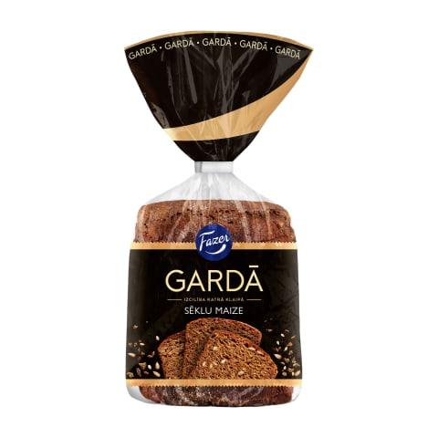 Sēklu maize Fazer gardā 280g