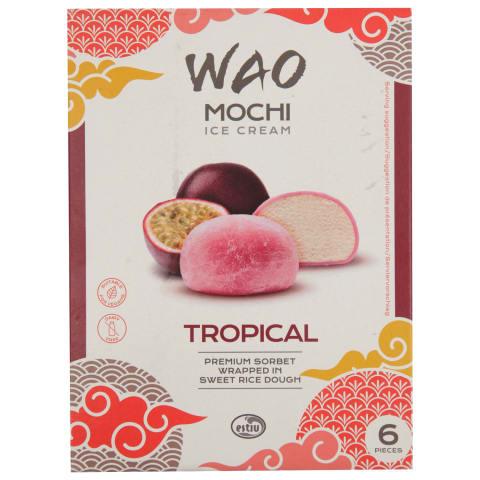 Saldējums Mochi tropisko augļu 6x36ml/6x35g