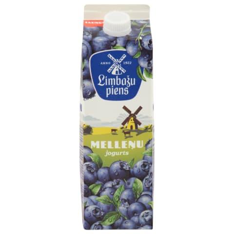 Jogurts Limbažu piens melleņu 950g