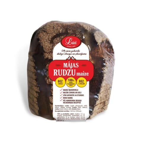 Rudzu maize Lāči Mājas 700g
