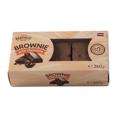 Braunijs šokolādes 260g