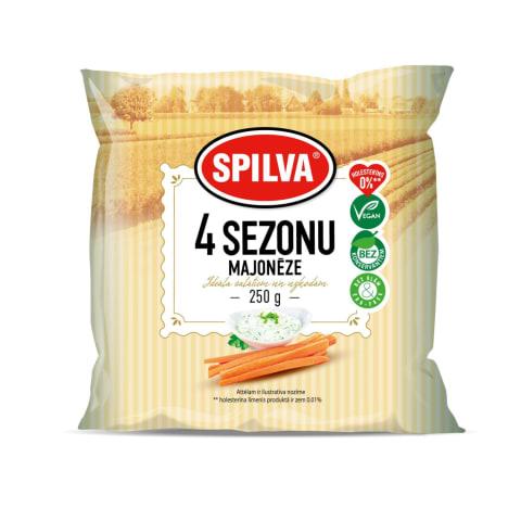 Majonēze Spilva 4 sezonu 250g