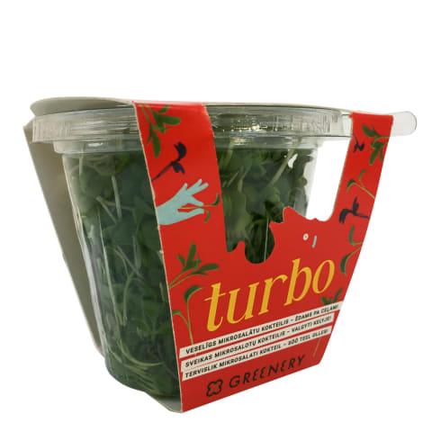 Turbo mikrosalātu kokteilis, 40g